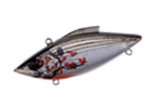 - Rat-L-Trap Magnum Force 1-Ounce Lures (Bleeding Shiner)