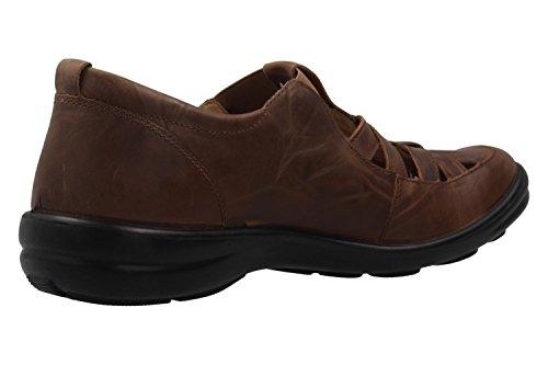 Romika Mujeres Zapatos llanos marrón, (braun) 1022140/300 marrón
