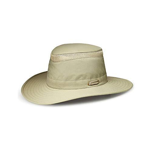 (Tilley AIRFLO Nylamtium Hat Khaki Olive 712)