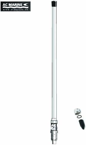 AC Marine CEL24 WiFi Antena de CA azul marino de fibra de ...
