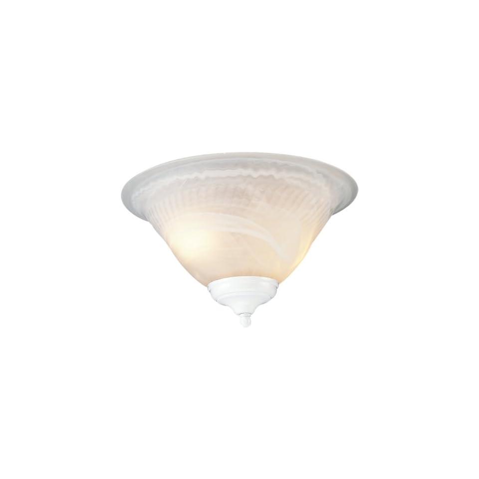 Monte Carlo Fan Company MC08 Three Light Large Ceiling Fan Light Kit