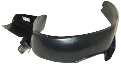 OE Replacement Chevrolet Impala Front Passenger Side Fender Inner Panel (Partslink Number GM1249122) (Chevrolet Replacement Impala Fender)