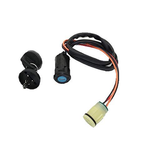 Mouchao Ignition Key Switch for Honda TRX350 TRX400 TRX420 TRX450 ...
