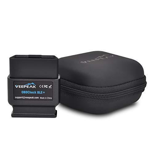 Veepeak OBDCheck BLE+ Bluetooth 4.0 OBD2 Scanner Code Reader for iOS & Android, Car Diagnostic Scan Tool for Check Engine Light Supports Year 1996 and Newer Vehicles in The US by Veepeak (Image #3)