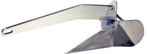 Lewmar Stainless Steel DTX Anchor, 6 kg/14 lb. - Lewmar Boat Anchor