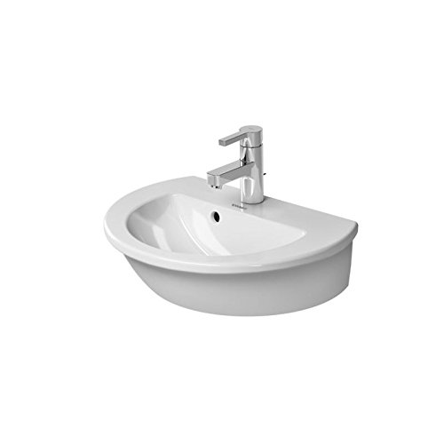 Handrinse Basin - Duravit 0731470000 Handrinse basin 47 cm Darling New white, with of, with tp, 1