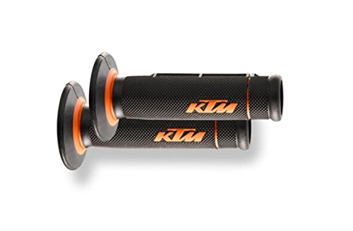 - KTM OPEN END DUAL COMPOUND HAND GRIPS 200 300 350 450 530 XC XCW EXC 63002021200