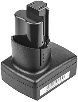 GC® (5Ah 12V Li-Ion Cells) Replacement Battery Pack for Milwaukee C12 MT-0 Power Tools