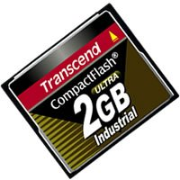 2GB Industrial CF Compact Flash Card with PIO mode 100X (BYZ) [Electronics]