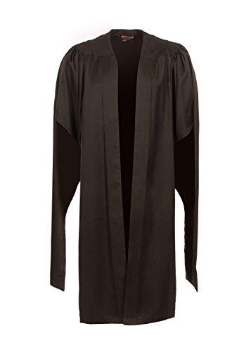 Masters Graduation Gown (5'9 - 5'11) by Graduation Attire