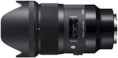 Sigma 35mm F1 4 ART Sony product image