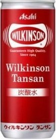[4 Case] ??Asahi Wilkinson Tencin (250mlX20 present) X4 boxes lowest price by Wilkinson
