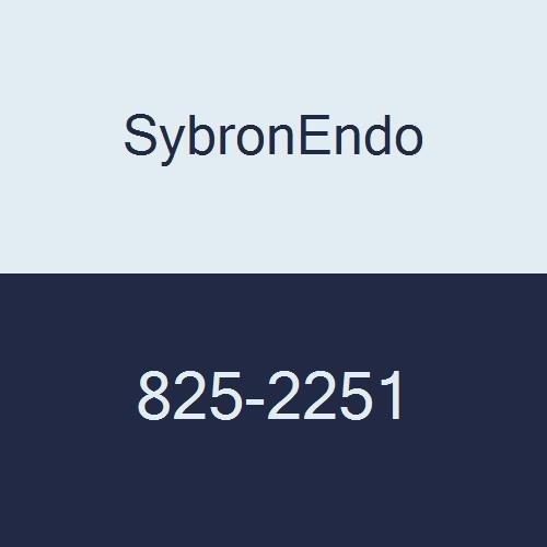 SybronEndo 825-2251 K3 NiTi Endo File, 0.02 mm Taper, Pink Taper, #25 Tip Size, Red Tip Color, Nickel-Titanium, 21 mm Length (Pack of 6)