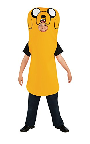 Adventure Time Child's Jake Costume, Large ()