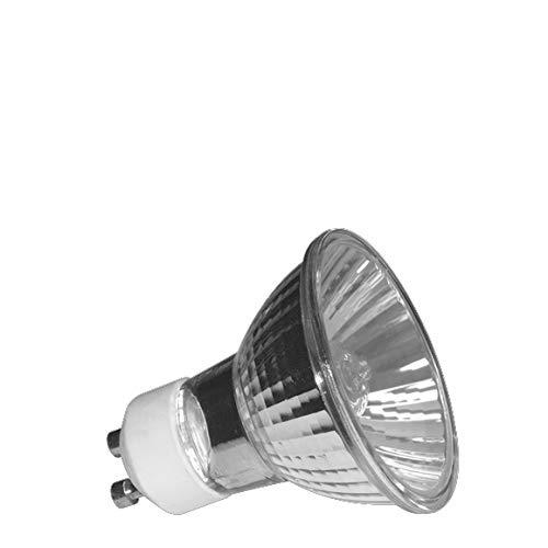 reflecteur halog/ène 230V 50W GU10 argent