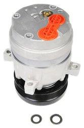ACDelco 15-21663 GM Original Equipment Air Conditioning Compressor