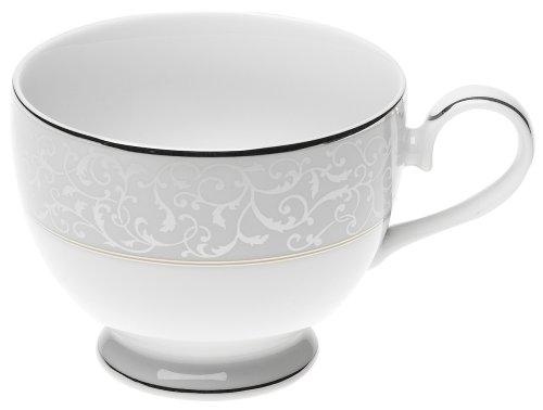Mikasa Teacup - Mikasa Parchment Tea Cup, 9-Ounce