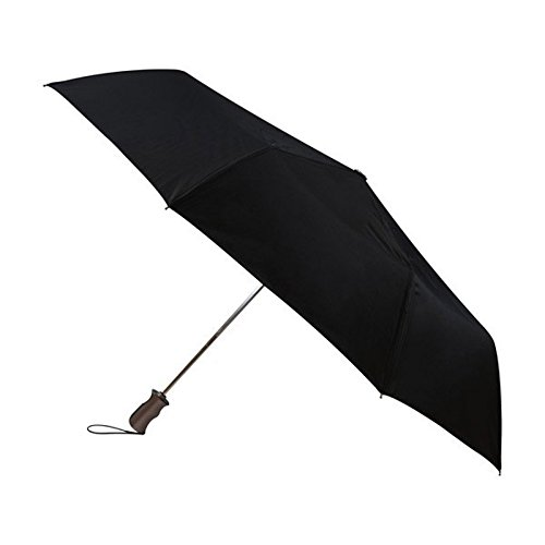 Custom Totes Neverwet Titan Umbrella - September (Black) - 100 PCS - $29.46/EA - Promotional Product/Branded with Your Logo/Bulk/Wholesale