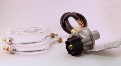 Broilmaster B100240 Conversion Kit, Nat to LP (Orifice, Manifold, Hose) ()