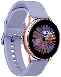 Samsung Galaxy Watch Active 2 (40mm, GPS, Bluetooth) Smart Watch with Advanced Health Monitoring, Fitness Tracking, and Long Lasting Battery - Rose Gold (US Version) 3