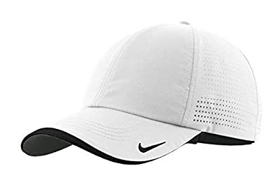 Nike Authentic Dri-FIT Low Profile Swoosh Embroidered Perforated Baseball Cap