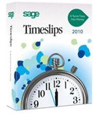 Timeslips by Sage 2010, 10 User Pack