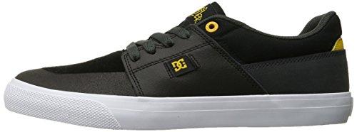 De Noir Skate Wes Chaussures Jaune Dc Hommes Gris Pour Kremer t66w7Rq0