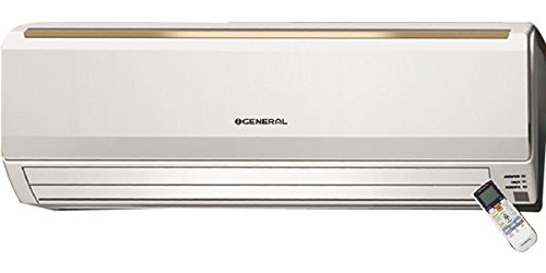O General ASGA24FTTA-2.0 Hyper Tropical Wall Mounted Split AC (2 Ton, 3 Star (2018) Rating, White,...