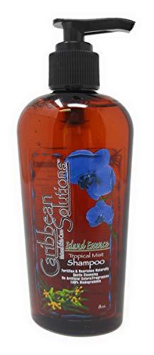 Caribbean Solutions Island Essence Tropical Mist Shampoo 8 oz -