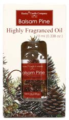 Hosley Aromatherapy Premium Balsam Pine Scented Warming Oil - Jumbo Pack Box of 12/10 ml Each. Bulk Buy. Ideal Gift for Wedding, Party Favor, Spa, Reiki, Meditation Settings O8