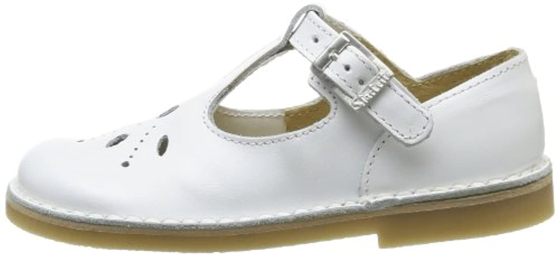 Start-rite Lottie Iii, Unisex Kids' Open-Toe Sandals, White (White Leather), 7 UK