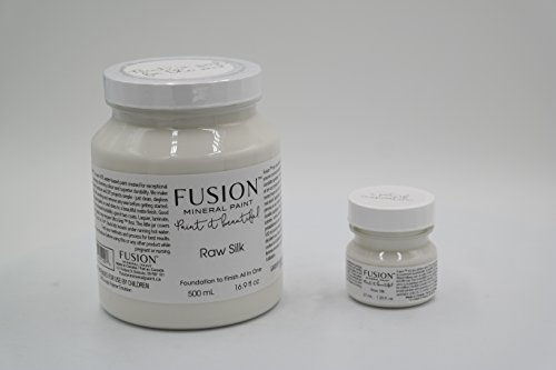 Fusion Mineral Paint 500 ml Raw Silk