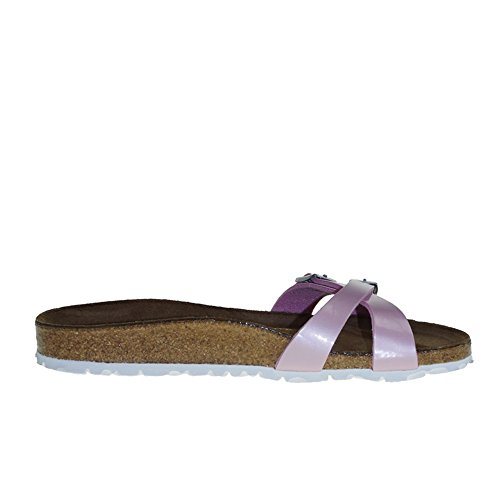 Birkenstock Almere - Zuecos para mujer Pearly Rose
