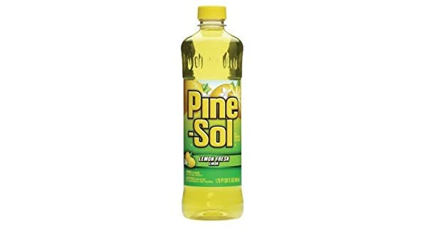 Amazon.com : 28 Oz Lemon Fresh Pine-Sol All Purpose Cleaner [Set of 12] : Multipurpose Cleaners : Beauty