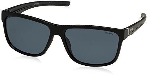 PLD S Sports Negro Pz Grey 7014 Black Sonnenbrille Polaroid EwZFnCfqF
