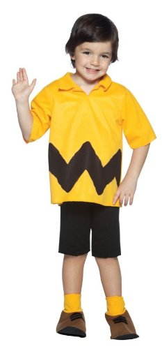 [Peanuts Charlie Brown Kit Costume Kit] (Best Nerd Girl Halloween Costume)