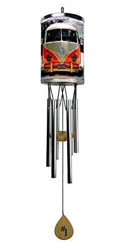 Cheap JS Volkswagon Wind Chime, Old Vans