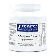 Magnesium (glycinate) 180 VegiCaps, Health Care Stuffs