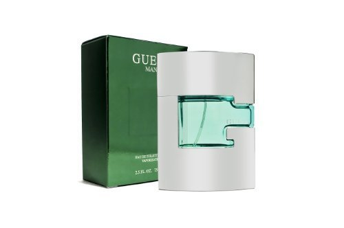 Guess By Parlux Fragrances For Men. Eau De Toilette Spray 2.5 Oz.
