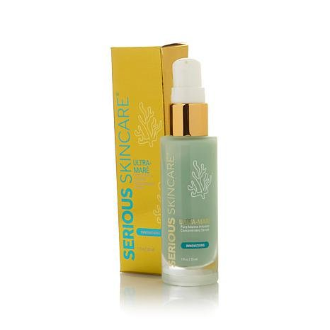 Serious Skincare ULTRA-MARE Pure Marine Infusion Concentrated Serum 1 fl oz