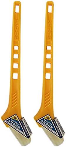 黄柄水性ハケ30mm巾 2本セット 通常便