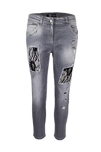 Relish Resjnsda161st0177038 Jeans Resjnsda161st0177038 Jeans Donna Relish Donna Grigio tfzx15qqw