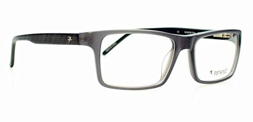 amazoncom fatheadz pure fh0041 grey plastic optical frame beauty