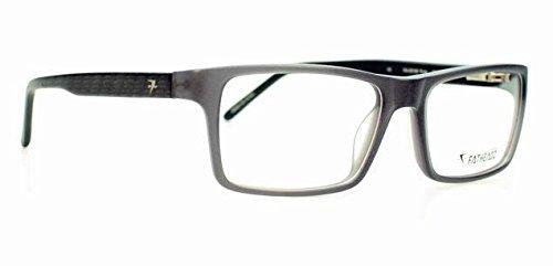 amazoncom fatheadz pure fh0041 grey plastic optical frame beauty