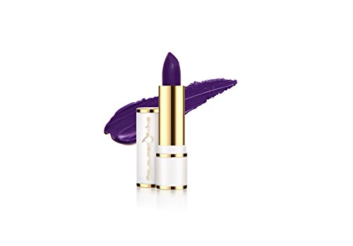 Coloured Raine | Arabian Night - True Pink Based Violet Purple Lipstick with Satin Finish | Vegan, Cruelty and Gluten Free