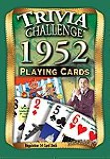 Amazon.com: 1935 Trivia Juego de cartas 82 nd cumpleaños o ...