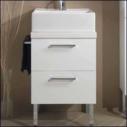 Iotti A12-Wenge-637509891015 Aurora Collection Bathroom Vanity, Wenge