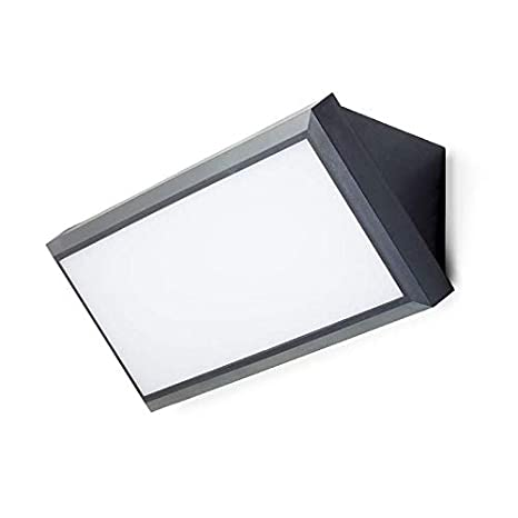 Modern Lámpara LED exterior lámpara de pared Gardena de 28 ...