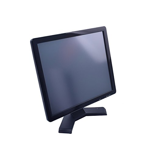 "17"" Touch Screen TFT LCD Monitor Display - 1280x1024 Resolution VGA for PC/POS Graphic Draw Sketching"