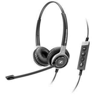 Sennheiser Electronic - SC660 USB CTRL - Dual Sided USB Stereo Headset